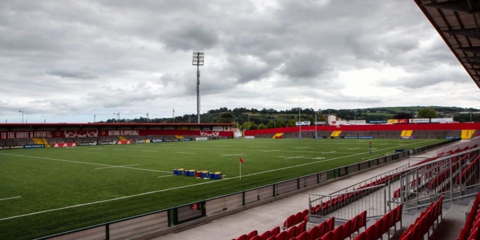 Munster to construct indoor tr...