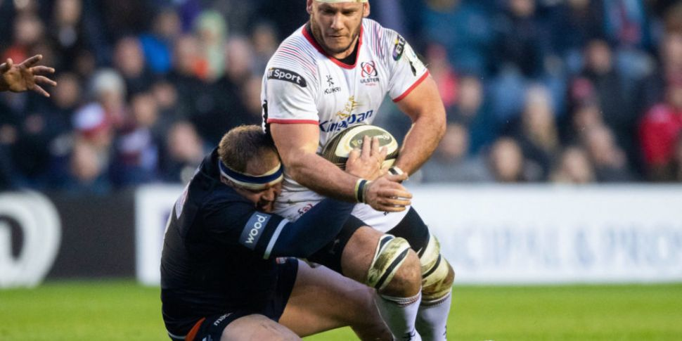 Ulster's Marcell Coetzee recal...