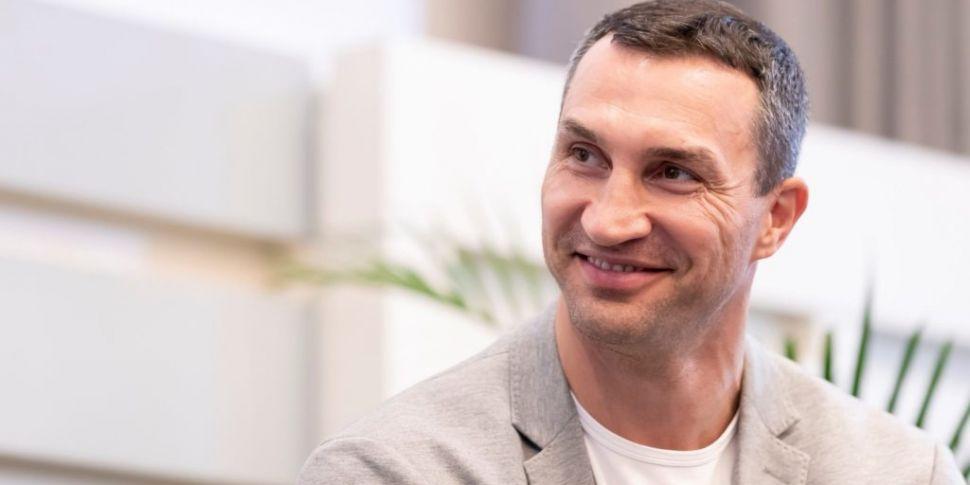 Wladimir Klitschko rescued fro...