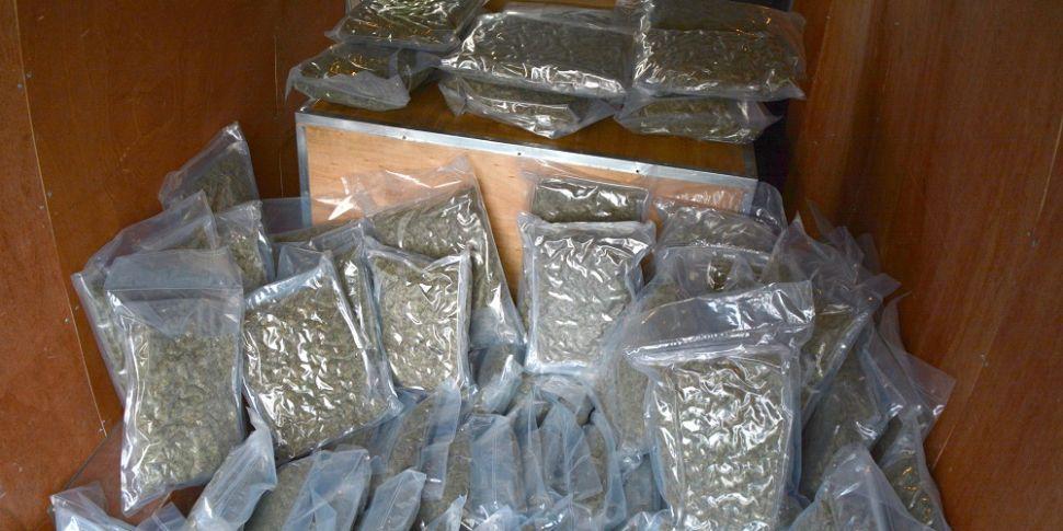 Cannabis Worth €2 Million Seiz...