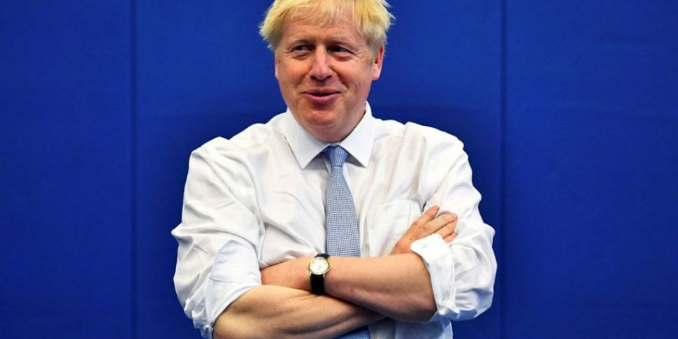 Johnson Says He's Not Bluffing...