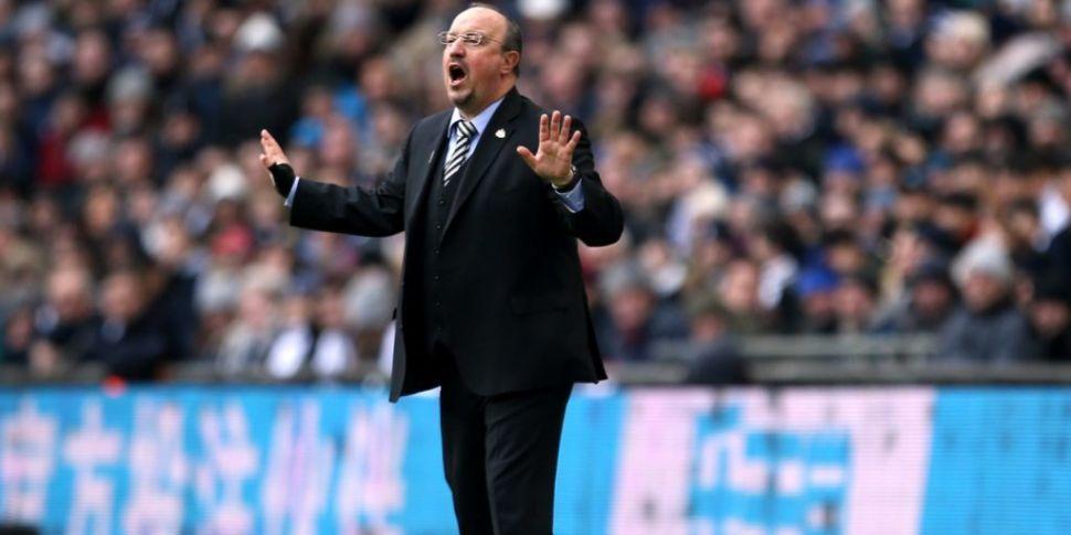 Benitez says Newcastle
