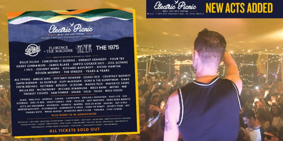 Electric Picnic Have Just Anno...