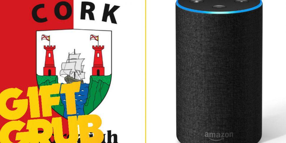 Gift Grub - Introducing Cork's...
