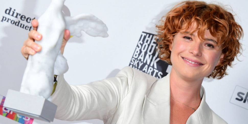 Irish Actress Jessie Buckley G...