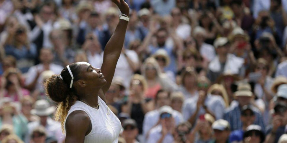 Serena Williams reaches 11th W...