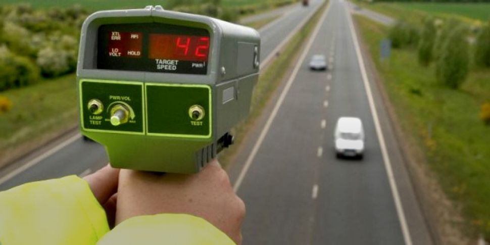 Two Thirds Of Speeding Drivers...