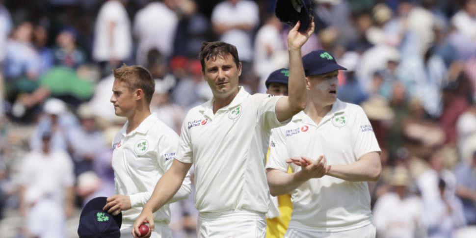Cricket Ireland chief says fir...