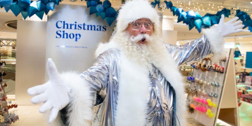 Selfridges Opens Christmas Sho...