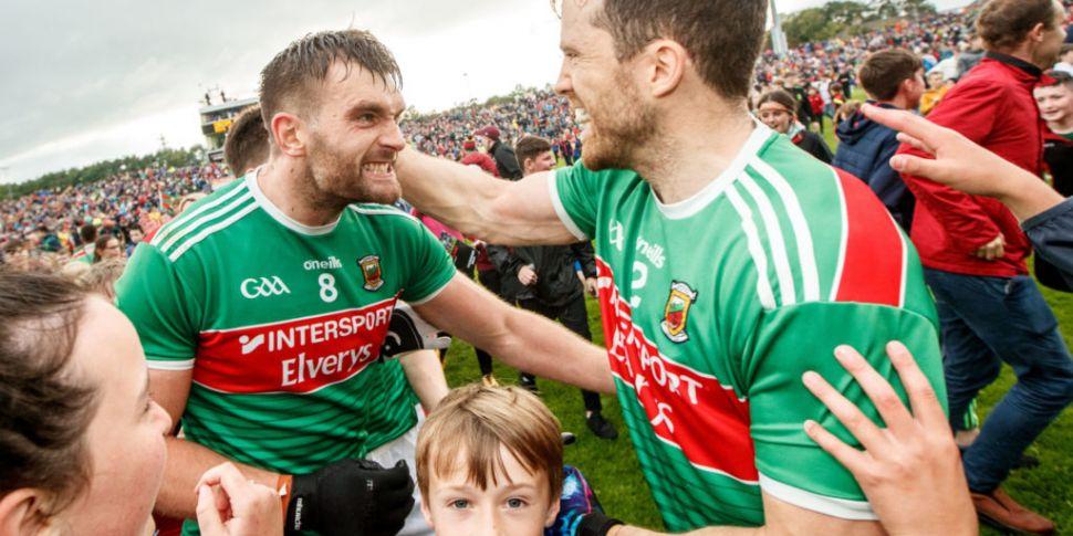 Aidan O'Shea: 'Mayo are not th...