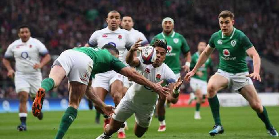Win A Trip To The Rugby World...