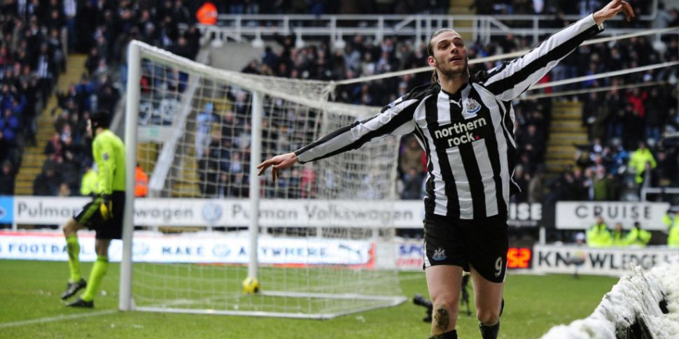 Andy Carroll set for move back...
