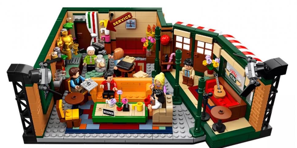 Lego Is Releasing A New Friend...