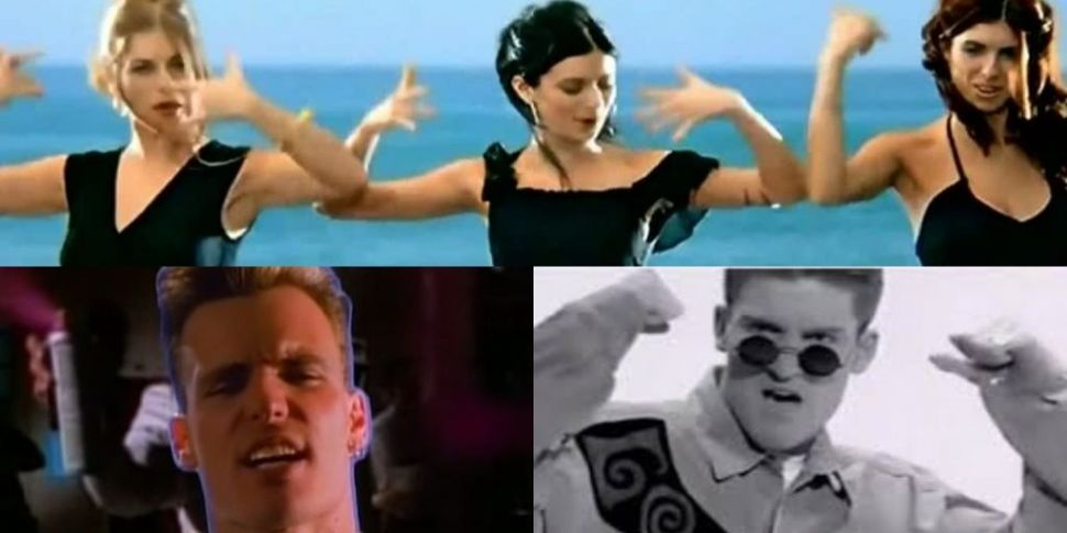 The Cheesy Songs Ireland Hates...