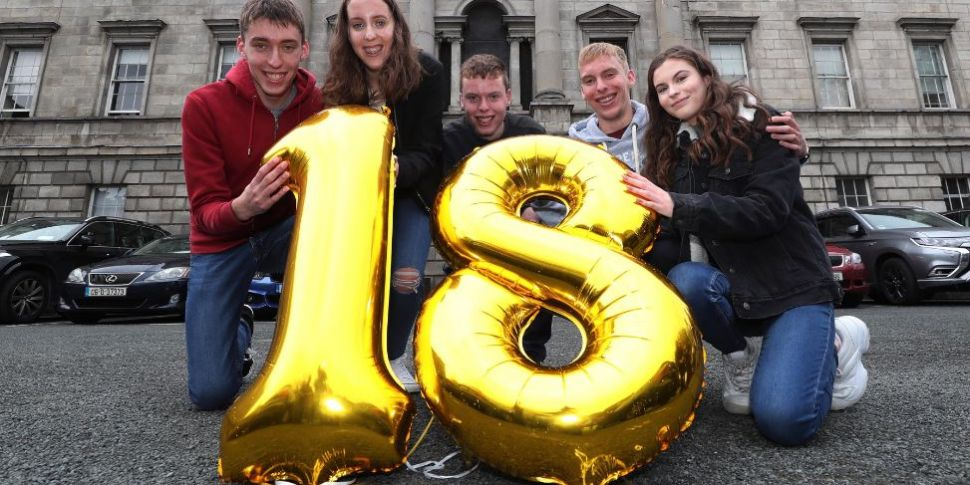 Ireland's Only Quintuplets Cel...