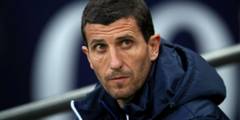 Javi Gracia was surprised with...