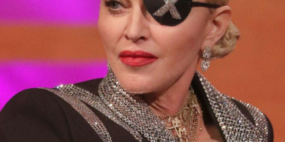 Madonna Bans All Camera and Ph...