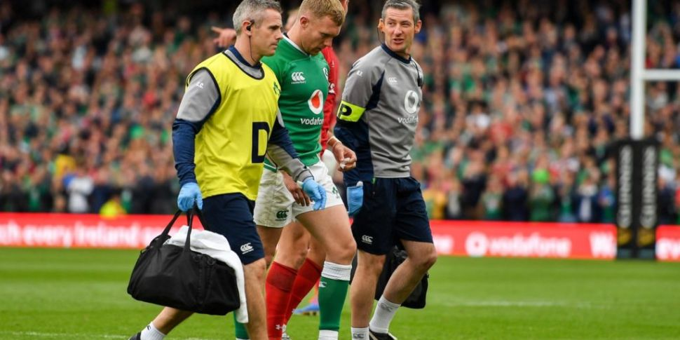 Keith Earls declared fit for t...