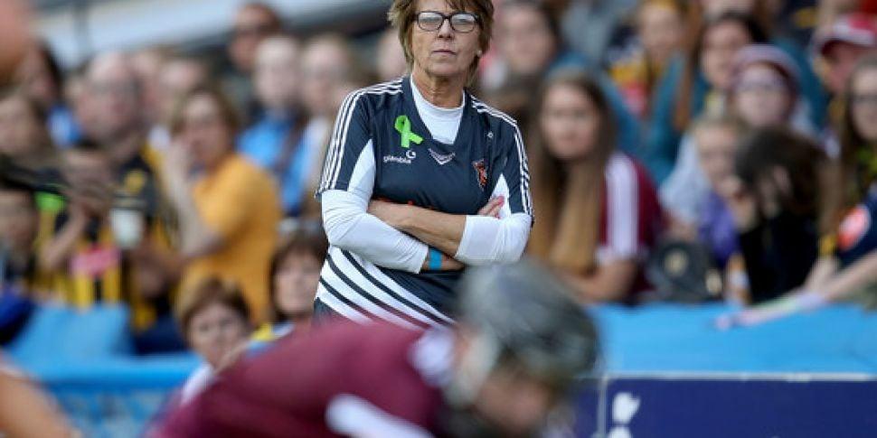 Kilkenny Camogie boss Ann Down...