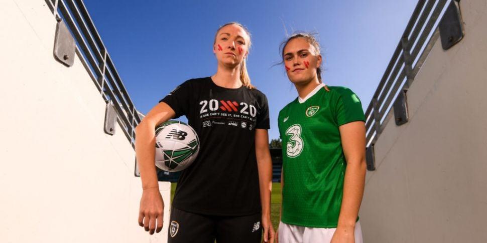Irish stopper Louise Quinn hop...