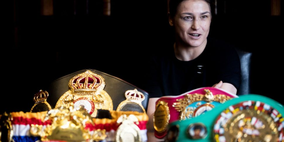 Katie Taylor's opponent Linard...