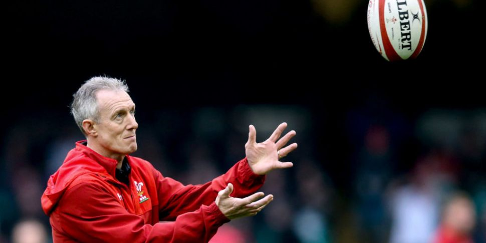 Wales Rugby World Cup squad ro...