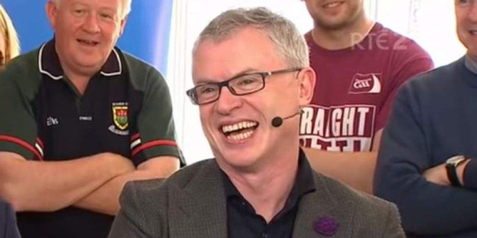 Joe Brolly Needs A Ticket To T...