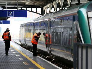 Irish Rail To Tackle Antisocia...