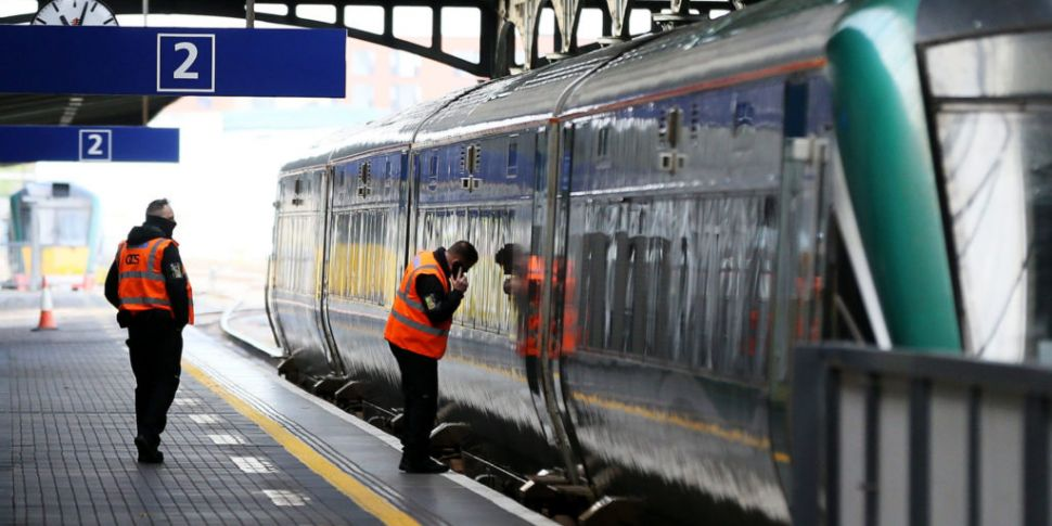 Irish Rail To Tackle Antisocia...