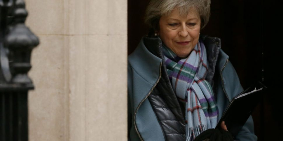 British PM Going To Brussels T...