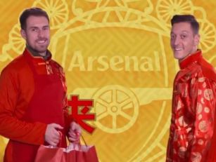 This Arsenal Video Celebrating...