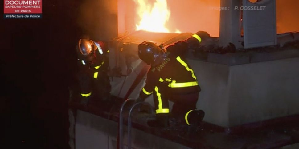 Paris Fire Death Toll Rises To...