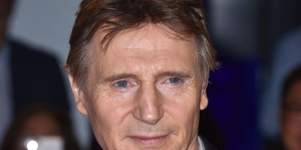NYC Premiere Of Liam Neeson Mo...