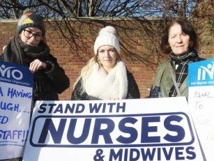 Nurse Strikes Suspended