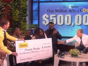 This Incredible Ellen Giveaway...