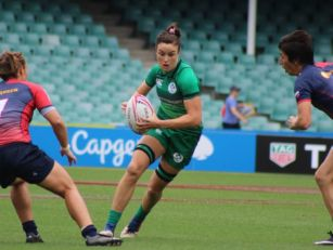 Ireland Women's 7s advance to...