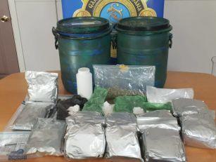Cocaine Seized in Athlone