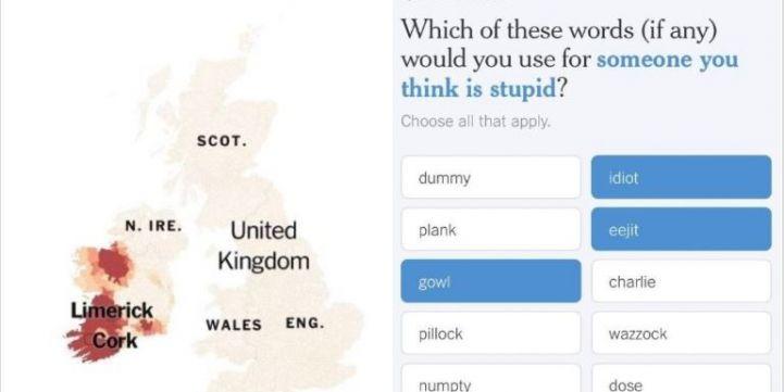 The NY Times Irish And British...