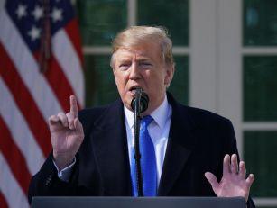 16 States Suing Donald Trump O...