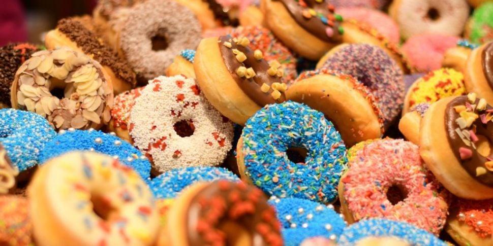 Say It With Doughnuts: Irish S...
