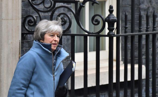 UK Cabinet Unrest Over Prime M...