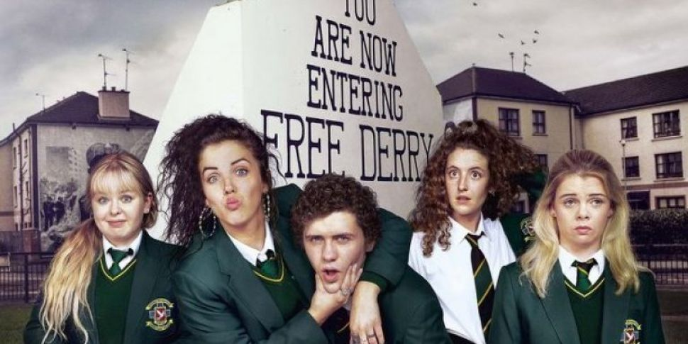 Derry Girls Is Back! Yesssssss