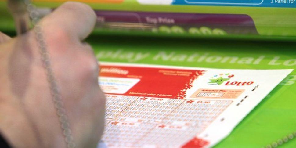 Winning Lotto Jackpot Ticket S...