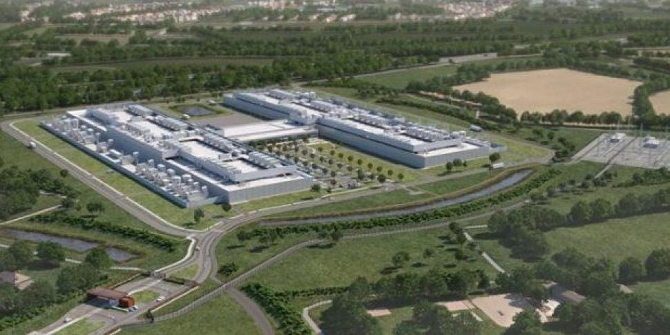 Facebook Data Centre Expansion...