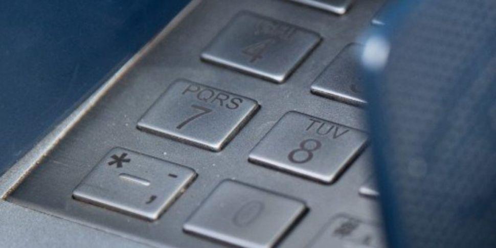 ATM Stolen From Castleblaney