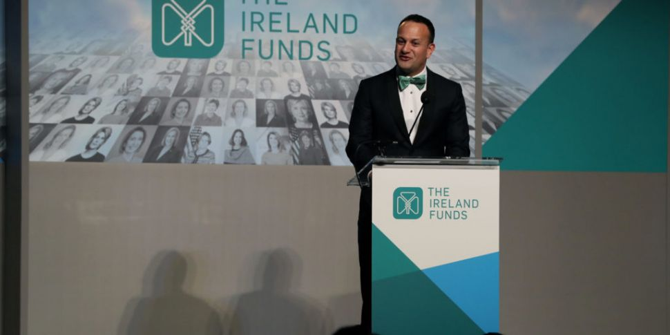 Leo Varadkar To Meet Trump And...