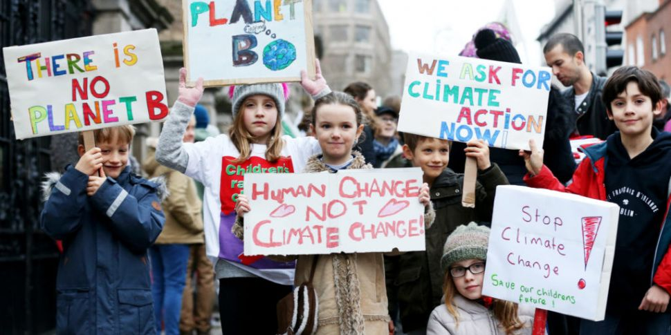 Calls For Climate Emergency Bi...
