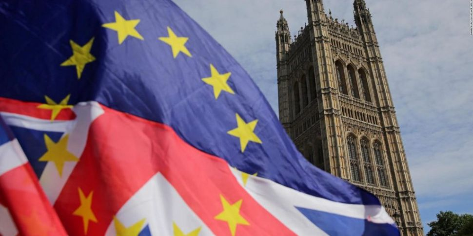 UK MPs Vote To Reject No-Deal...
