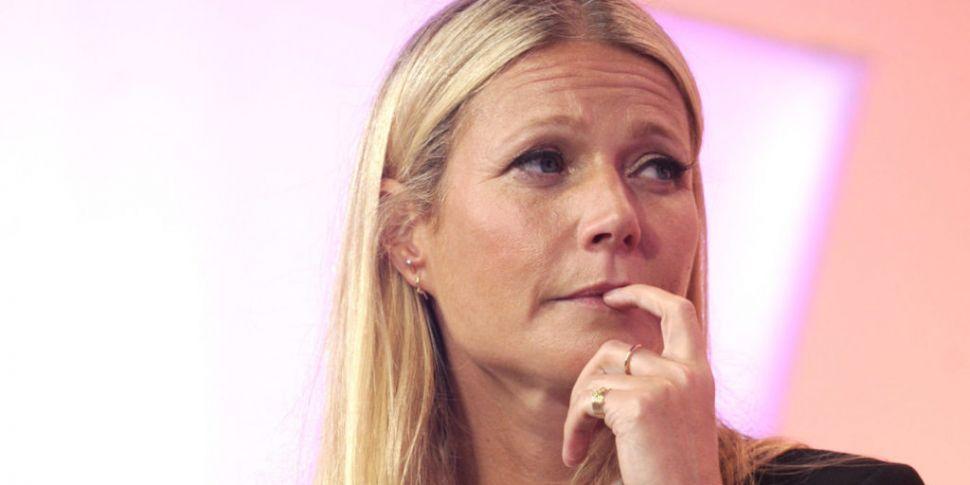 Gwyneth Paltrow Is In Trouble....