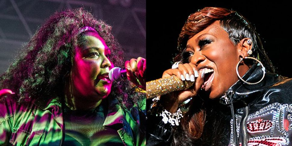 Lizzo Collaborating With Missy...